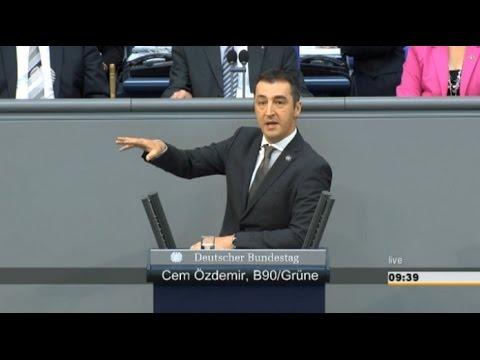 Турок Турецкий депутат осуждает и признает Геноцид Армян и Арамейцев  Бундестаг  Германия