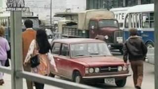 """Погоня из фильма """"Взломщики"""" (1971) с Ж.-П. Бельмондо"""