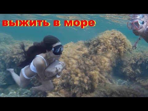Это уносит сотни жизней от Сочи до Крыма. Выжить на море. Опасное купание в шторм. Отдых 2019