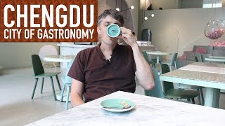 Sad Jelly Noodles (& Wes Anderson Cafe) // Chengdu: City of Gastronomy 41