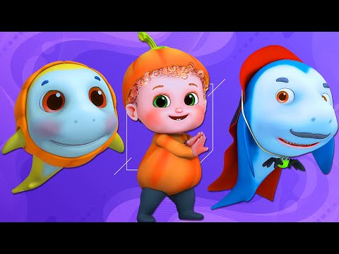 Baby Shark  - Most Popular 4K Rhymes For Toddlers By  Bundle Of Joy