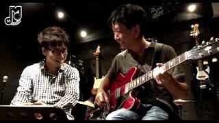 ギブソンのセミアコギター335をプロギタリストに語って弾いてもらった~Gibson ES-335~ ギブソン 検索動画 23