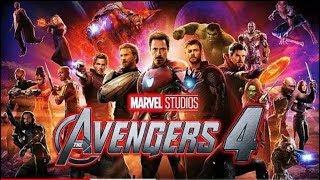Avenger 4 End game  Official Trailer   hindi  End Game Marvel Studio  2019