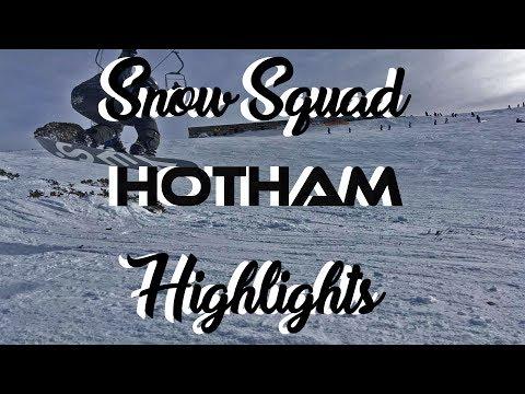 Mount Hotham 2017 Highlights - Snow Squad (Hotham Alpine Resort Victoria Australia)