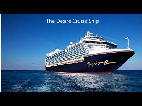 Desire Cruise Barcelona, Spain to Rome, Italy April 2018