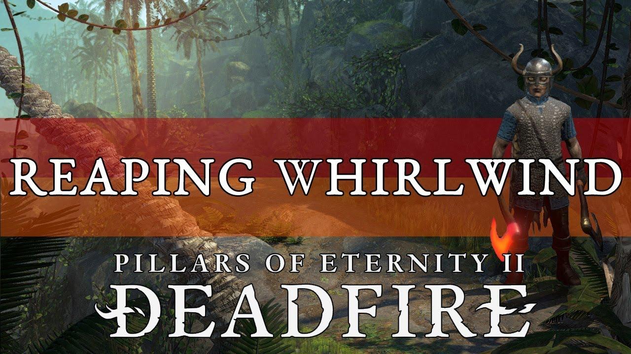 pillars of eternity 2 patch 1.1.0