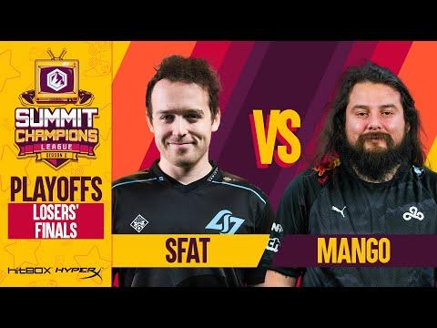 SFAT vs Mang0