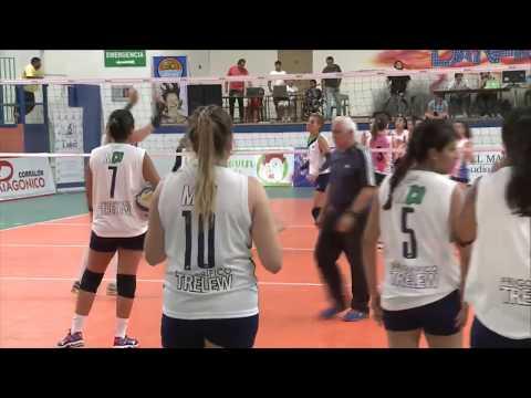 Club Universitario Caleta Olivia vs Plottier Neuquén- Liga Nacional de Voley Femenino
