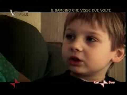Cameron Macaulay, il bambino che visse due volte..[  PART 1 ]