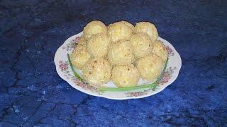 #Рисовые шарики,холодная закуска.#Видеорецепт.