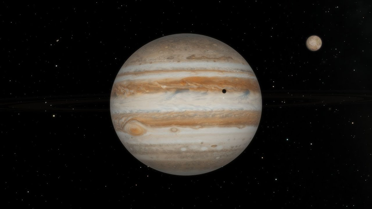 planet jupiter for kids - 1280×720