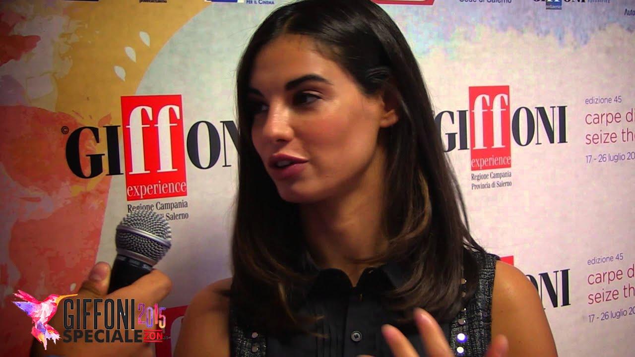 Intervista Francesca Chillemi al GFF 2015 - ZON.IT - YouTube