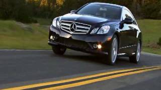 2010 Mercedes Benz E Class Coupe Videos