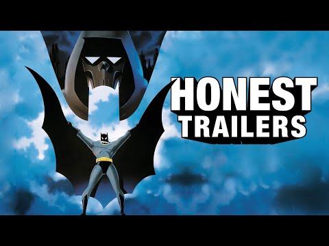 Batman a fantom - Upřímné trailery