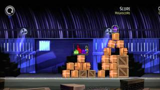 Angry Birds Trilogy Gameplay (Xbox 360)