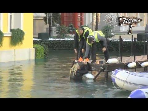 Zadruga 2 - Marija Kulić pada u jezero, Miljana reaguje - 05.11.2018.