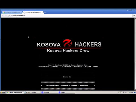 WWW.SERBIA.TRAVEL  Hacked By Kosova Hackers Crew