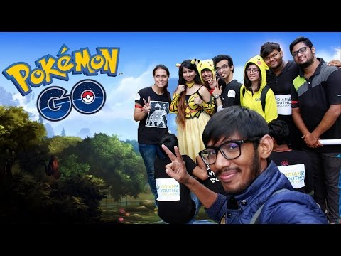 Pokemon Go Nagpur Fever || Wolf Eye Media