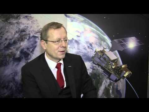 Prof. Johann-Dietrich Wörner, Director General of ESA