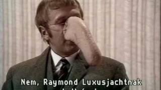 Monty Python FC 19. - Raymond Luxusjacht interjú (Raymond Luxury-Yacht interview)