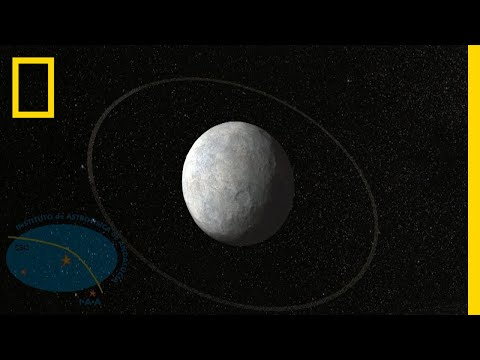 First Rings Found Circling Weird World Near Pluto | National Geographic