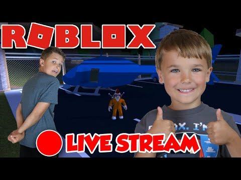 roblox live stream jailbreak