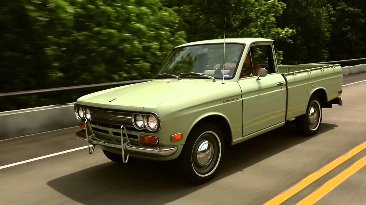 U201csweet Pea U201d  U2013 The Story Of A Beloved Datsun Truck