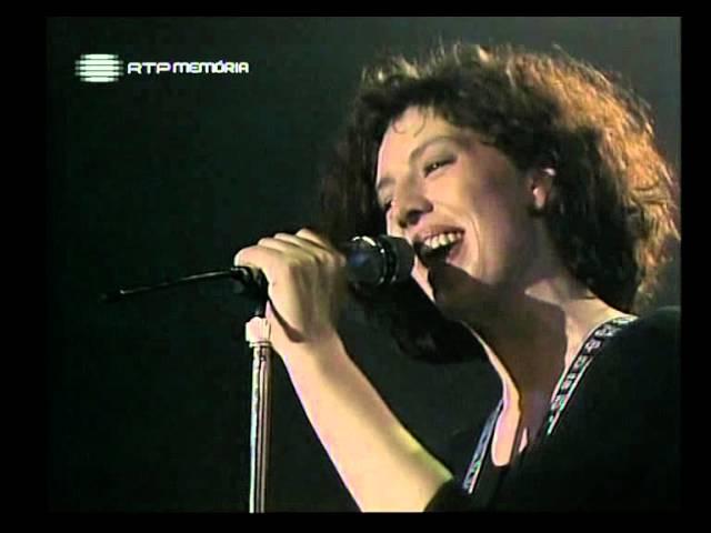 Rádio Macau - Amanhã É Sempre Longe Demais (Mapa Cor de Rock 1990)