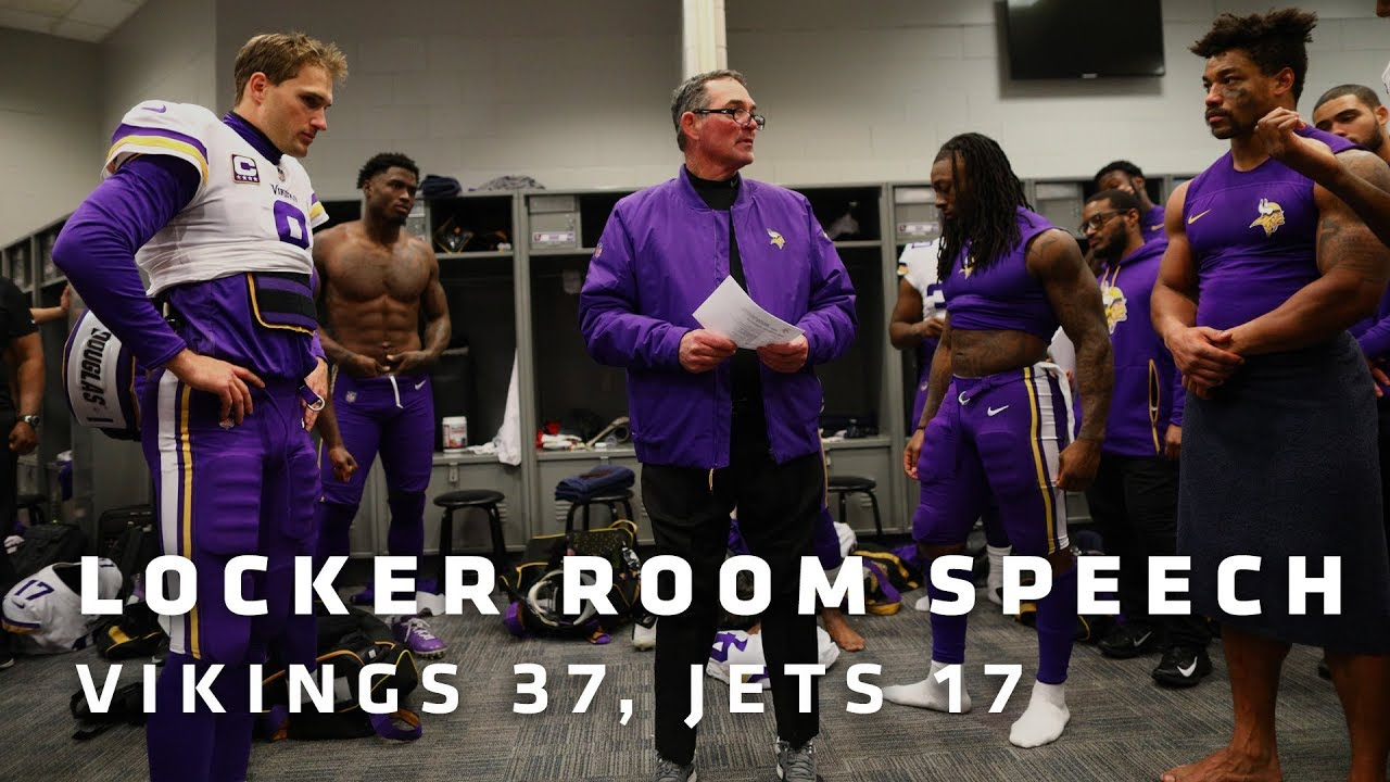 mike-zimmer-s-postgame-locker-speech-after-beating-the-new-york-jets-minnesota-vikings