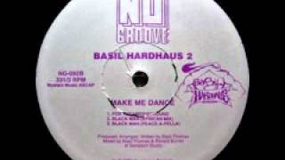 "Basil Hardhaus feat. Burrell ""For The Underground"" 1991"