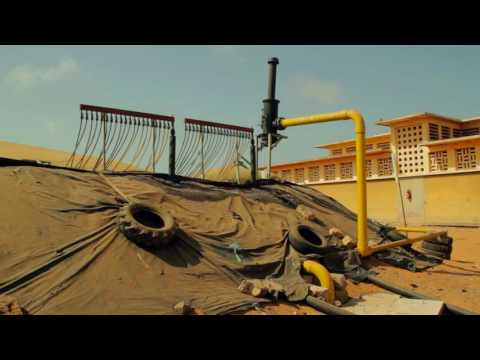 THECOGAS SENEGAL—WASTE TO ENERGY