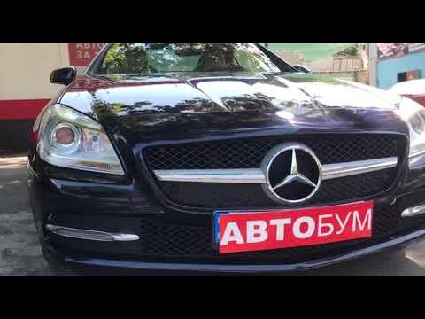 Видеообзор Mercedes-Benz SLK-Класс