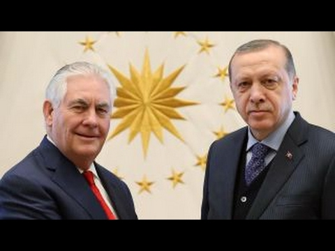 US, Turkey deadlocked over Kurds' role in ISIS fight