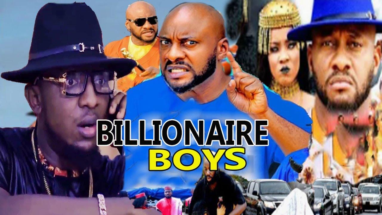 Download BILLIONAIRE BOYS part1&2 (NEW MOVIE) YUL EDOCHIE 2021 LATEST NIGERIAN NOLLYWOOD NOLLYMAXTV MOVIE