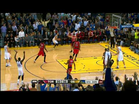 The Golden State Warriors' Comeback Win from 27 Down!