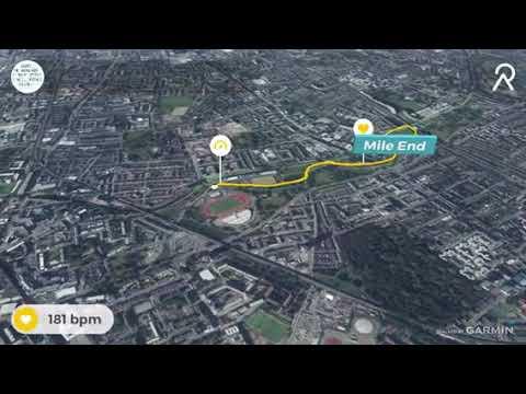 Mile End Park Run