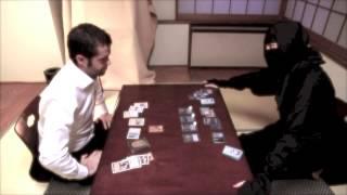 MTG Ninja with an insane deck! Magic the Gathering Showdown in Tokyo, Japan