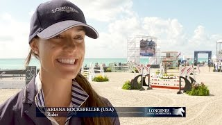 Video LGCT 2017 Interview with Ariana Rockefeller download MP3, 3GP, MP4, WEBM, AVI, FLV Mei 2018