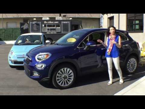 2016 Fiat 500X His Turn Her Turn Expert Car Review