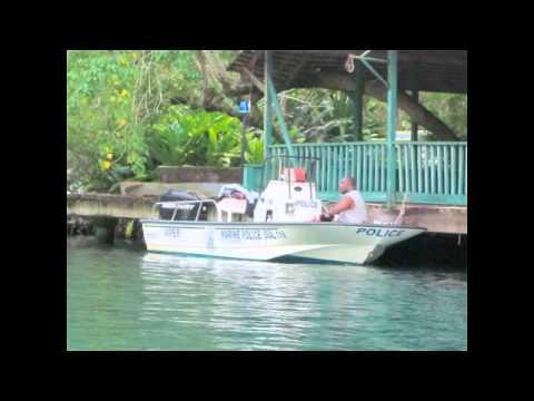 Save Jamaica's Blue Lagoon
