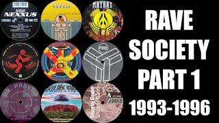 [90s Rave, Hard Trance] Rave Society 1993-1996 - Johan N. Lecander