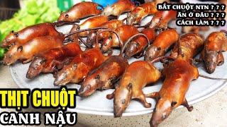 Thịt chuột Hà Nội | bí mật làng nghiện món ăn từ chuột nhất Việt Nam
