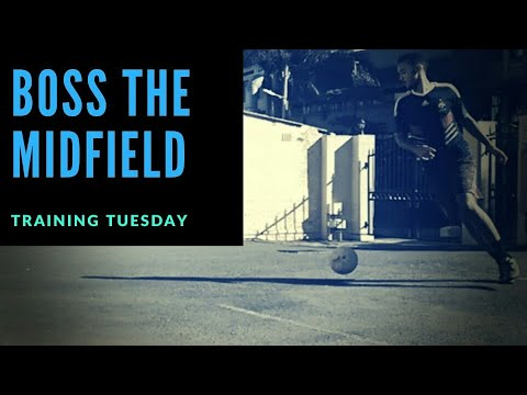 Download USE THESE DRILLS TO BOSS THE MIDFIELD