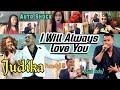 Begini reaksi orang luar Judika membawakan lagu I Will Always Love You | Reaction | Whitney Houston