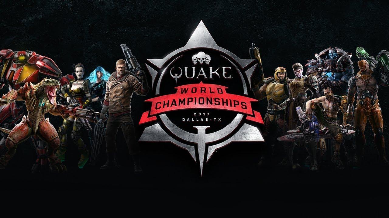 $1 Million Showdown – Quake World Championships Hype Trailer