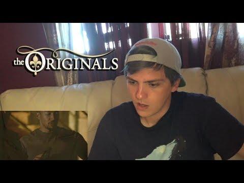 The Originals - Season 1 Episode 19 (REACTION) 1x19 An Unblinking Death