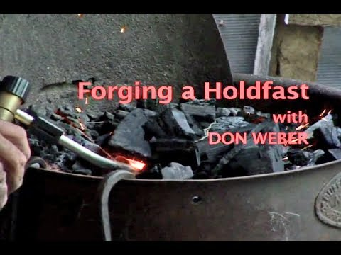 Hand Forged Holdfast Uk
