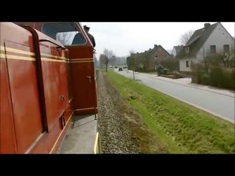 Fahrt zum Stahlwerk in Georgs-Marien-Hütte part 3