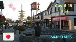 JAPANTOWN DURING QUARANTINE IN SAN FRANCISCO #SanFrancisco #japantown #sf #quarantine