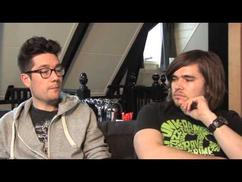 Bastille interview - Dan Smith and Chris Wood